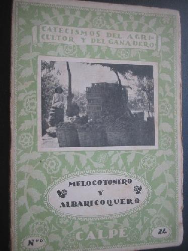 MELOCOTONERO Y ALBARICOQUERO