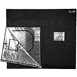 Buy Gorilla Grow Tent GGT59 Tent, 5 by 9 by 6-Feet/11-Inch, Black