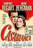 CLASSIC POSTERS Casablanca Foto-Nachdruck eines Filmposters