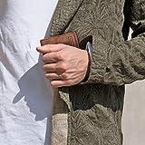 Zoom IMG-1 portafoglio uomo con portamonete in