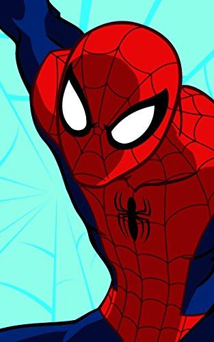 Disney Kinderteppich AUSWAHL Spiderman Teppich (Spiderman hoch)