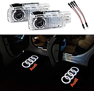 audi door panel light