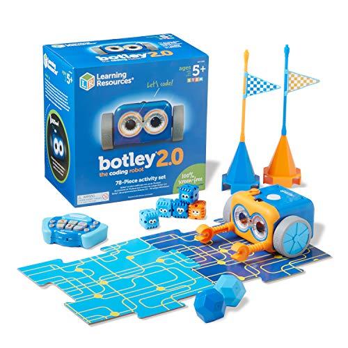 Learning Resources- Botley 2.0 Robot Coding Activity Set (XLR-LER2938)