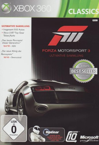 Forza Motorsport 3 (Ultimative Sammlung)