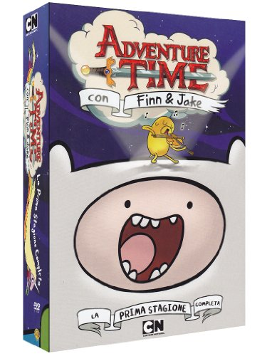Adventure Time with Finn & JakeStagione01