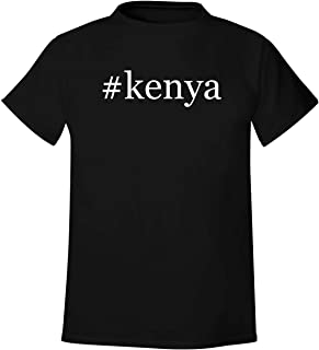 #kenya - Men`s Hashtag Soft & Comfortable T-Shirt