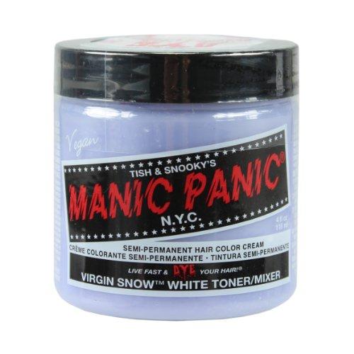 Manic Panic Haartönung VIRGIN SNOW WHITE TONER/ MIXER