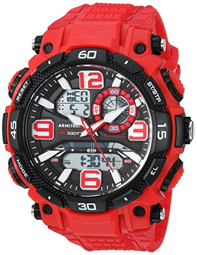 Armitron Sport Mens Analog-Digital Chronograph Watch Only $28.88 (Retail $41.25)