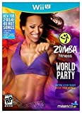 Majesco Zumba Fitness World Party (Game ONLY) - Nintendo Wii U