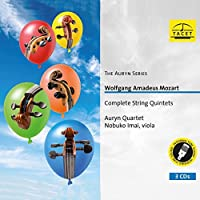 Mozart: The Complete String Quintets AURYN SERIES by Nobuko Imai Auryn Quartet