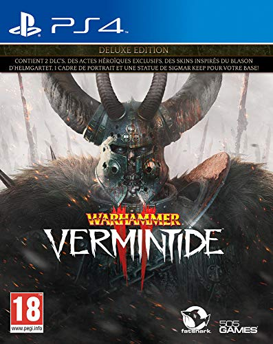 Warhammer Vermintide 2 Deluxe Edition - Playstation 4