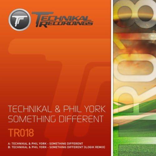 Technikal & Phil York