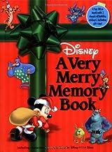 Disney: A Very Merry Memory Book