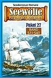 Seewölfe Paket 27: Seewölfe - Piraten der Weltmeere, Band 521 bis 540