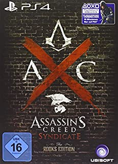 Assassin's Creed Syndicate - The Rooks Edition - [PlayStation 4] (B00XJTFS2Y) | Amazon price tracker / tracking, Amazon price history charts, Amazon price watches, Amazon price drop alerts
