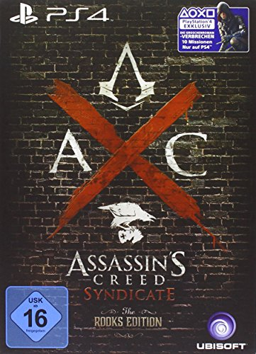 Assassin's Creed Syndicate - The Rooks Edition - [PlayStation 4]
