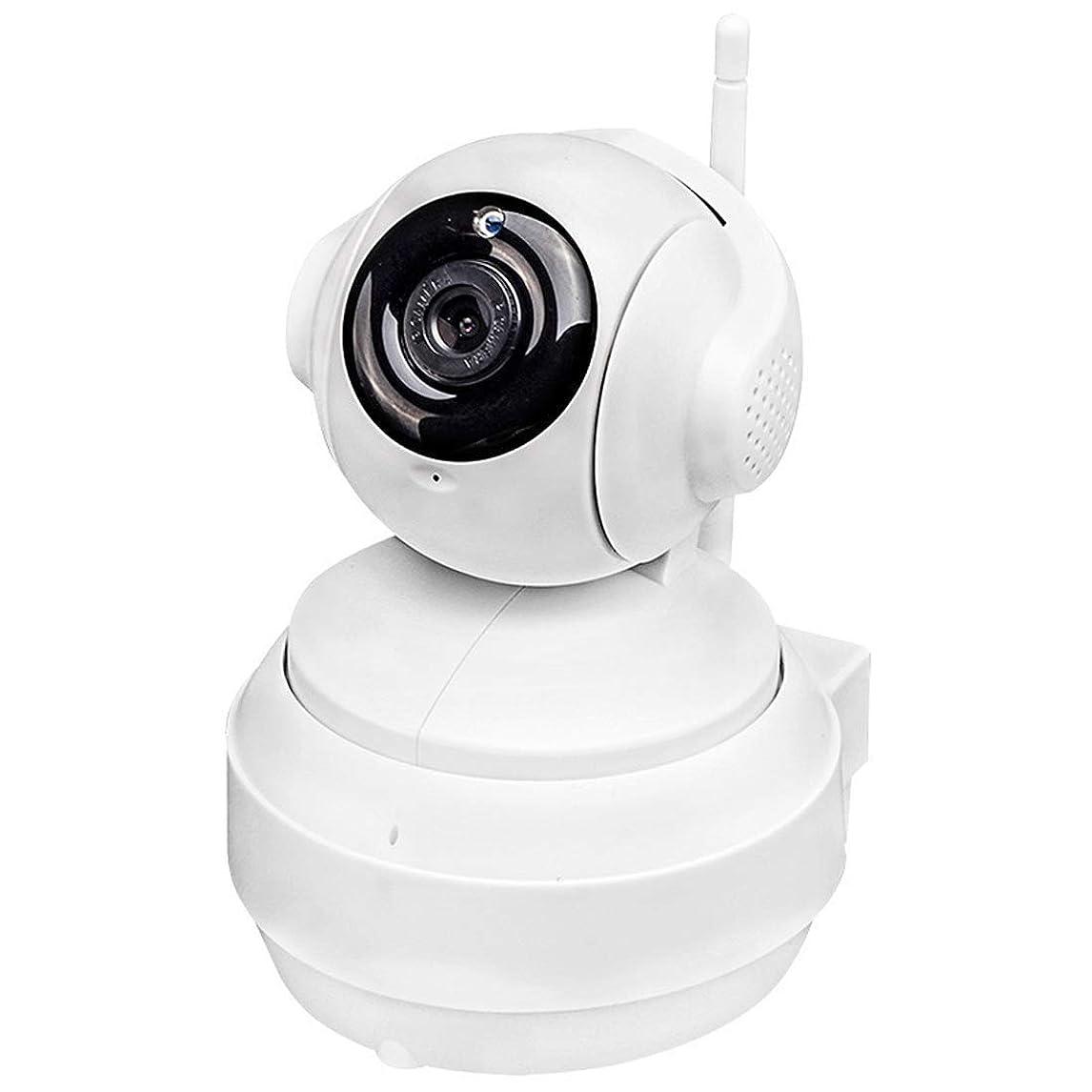 バーベキュー迫害変色する铁锋区志诚机电商店 WiFiカメラP/T IP屋内セキュリティ監視1080p HDナイトビジョン、モーショントラッカー、オートクルーズ、双方向オーディオ