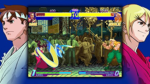 Street Fighter - 30th Anniversary Collection 輸