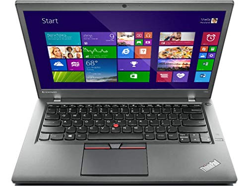 Lenovo ThinkPad T450 14-Inch Touchscreen Laptop Intel Core i5 2.3 GHz 8 GB RAM 256 GB SSD, Windows 10 Pro (Renewed)