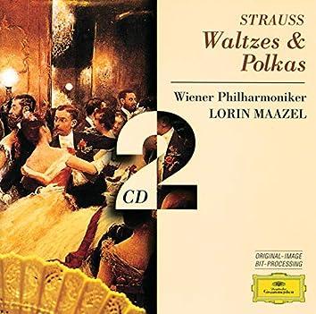 Strauss, Johann & Josef:: Waltzes & Polkas