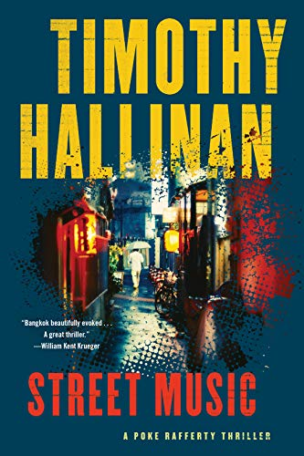 Street Music (A Poke Rafferty Novel Book 9) by [Timothy Hallinan]