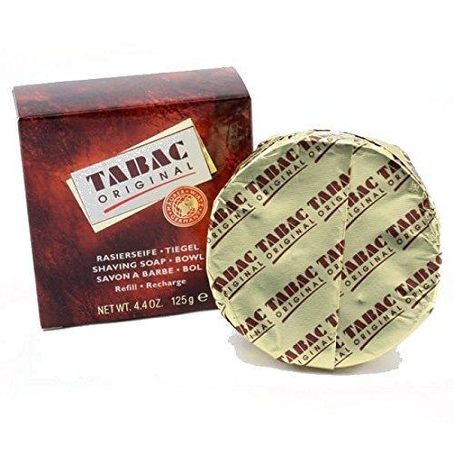 Tabac Shaving Soap Bowl Refill 125g 4.4oz by Tabac