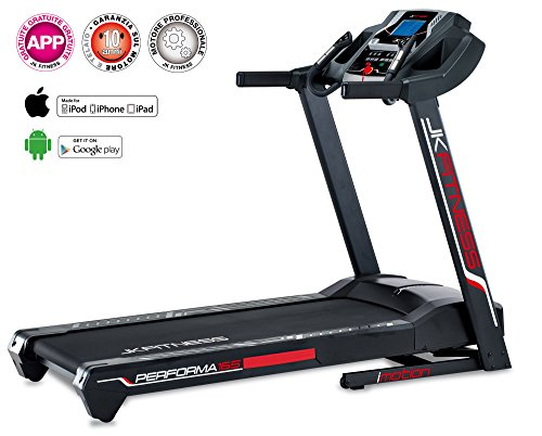 Tapis Roulant Elettrico JK 165 - JK Fitness