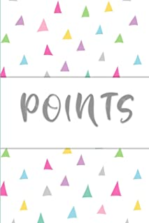 Points: 3 Month Food & Exercise Log to Help You Meet Your Weight Loss Goal
