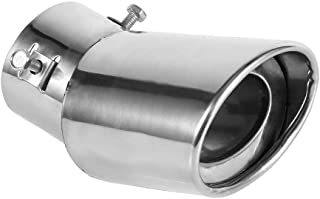 ETS-EXHAUST 2619 Exhaust Central Silencer fits 206 CC 2.0 138hp 2000-2007