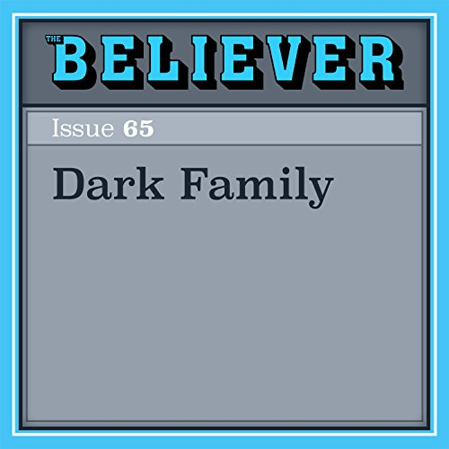 Dark Family audiobook cover art