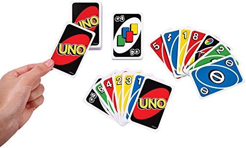 Mattel W2087 – Uno, Kartenspiel - 8