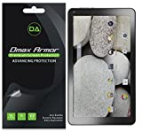 Dmax Armor [3-Pack] for DigiLand 10.1 Inch Quad Core Tablet (DL1010Q / DL1008M) Screen Protector High Definition Clear Shield