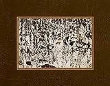"""Bev Doolittle - """"WOODLAND ENCOUNTER"""" - 11 x 14 Matted Art Print Fits a standard 11"""" x 14"""" Frame"""