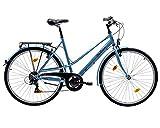 tretwerk DIREKT gute Räder City Explorer 28 Zoll Citybike, Damen-Fahrrad, M