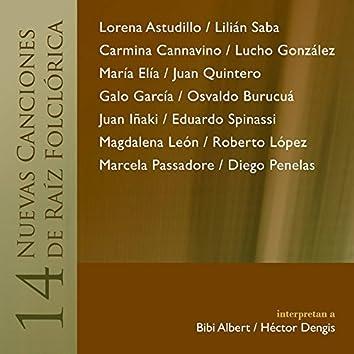 14 Nuevas Canciones de Raíz Folclórica