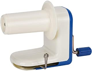 かせくり器 ハンドファイバーストリングボール 編み機 手芸用品 糸繰り器 ワインディング マシーン 生活便利グッズ 操作簡単 玉巻き器