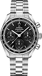 best chronograph watch under 40mm - Omega speedmaster