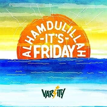 Alif (Alhamdulillah Its Friday)
