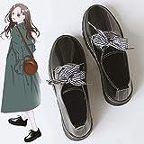 DQS Japonais Lolita Chaussures Anime Cosplay Femmes Chaussures Fille JK Uniforme Kawaii...
