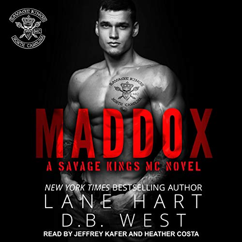 Maddox cover art