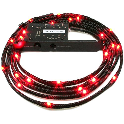 Preisvergleich Produktbild NZXT CB-LED20-GR Sleeved LED Kit grün
