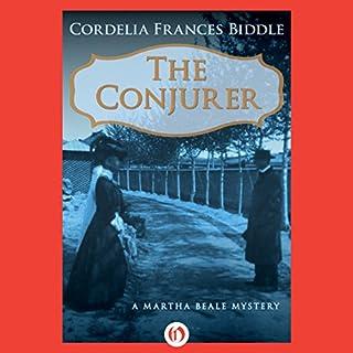 The Conjurer audiobook cover art