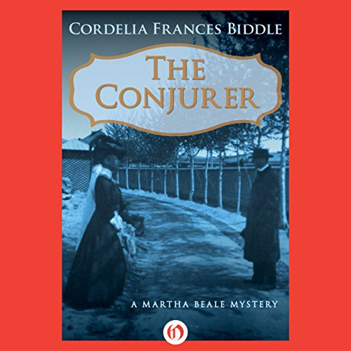 The Conjurer cover art