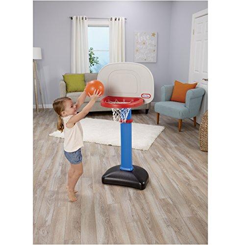 Little Tikes Easy Score Basketball Set, Blue, 3 Balls - Amazon Exclusive