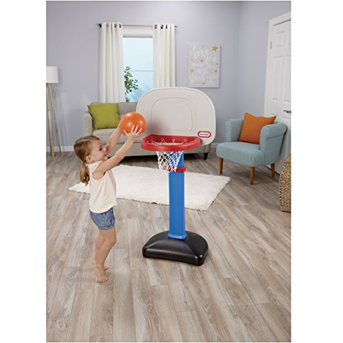 The Easy Score Basketball setis the perfect indoor sports toy for active kids to burn energy