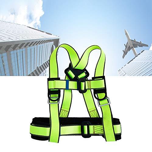 Kits Arnés Seguridad, Proteccion Personal Construcción Medio Cuerpo Ajustable Kit De Arnés De Seguridad para Protección contra Caídas ZHANGXU (Color : Small Hook)