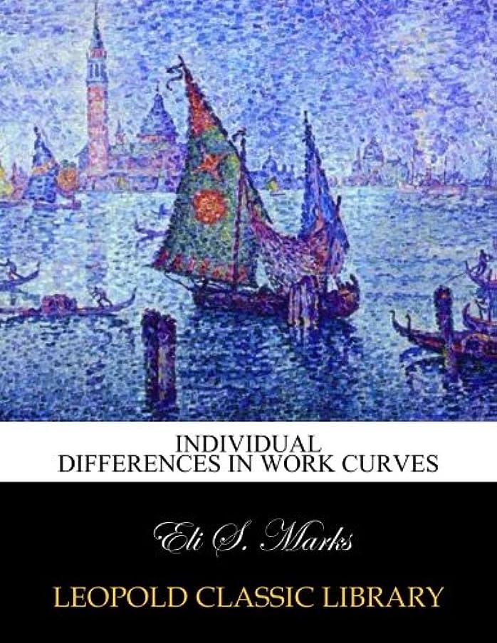 から現実可聴Individual differences in work curves
