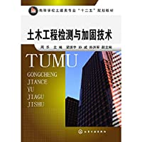 Detection and Reinforcement Technology Civil Engineering(Chinese Edition)