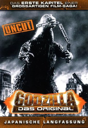 Godzilla - Das Original (Japanische Langfassung)