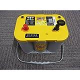OPTIMA BATTERIES [ オプティマバッテリー ] 国産車バッテリー [ イエロートップ ]Yellow Top S-4.2L 8012-254